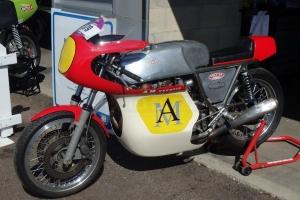 rickman - honda 500 1968