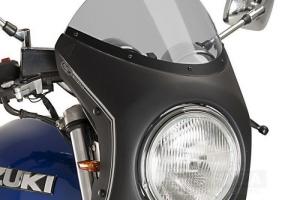 UNI Polokapotáž CAFE RACER RETRO - SET Suzuki GSX 750 - lehce kouřové Plexi