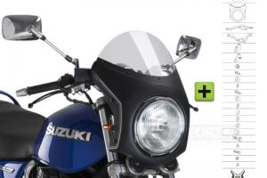 UNI Polokapotáž CAFE RACER RETRO - SET Suzuki GSX 750