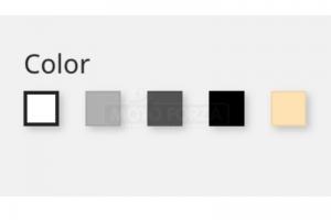 barevné provedení
