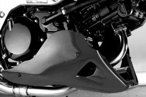 UNI klín pod motor - Verze 1A Suzuki, Cagiva, Kawasaki - na Suzuki GS500E