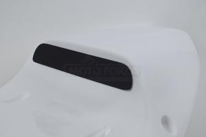Pěna TYP A - opěrka k sedlu - ukázka na Honda CBR 600F 1997-1998