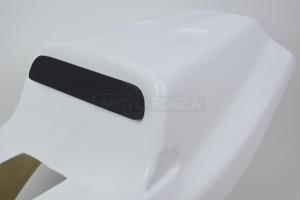 Pěna TYP A - opěrka k sedlu - ukázka na Honda RC 30
