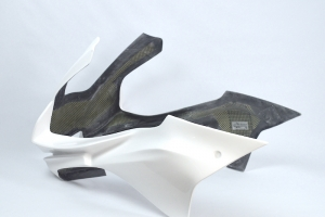 Yamaha YZF R1 2020- Vrchní díl racing - malý, PERFORMANCE
