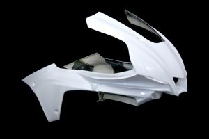 Yamaha YZF R1 2020- Vrchní díl racing - malý, GFK RACING