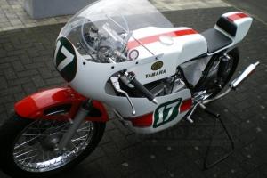 kapotáž na Yamaha RD250