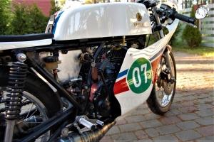 Yamaha TZ 250, 350 air  - díly  Motoforza na moto