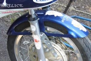 Díly Motoforza,  Yamaha, TD , TZ 250,350 2-cyl, 2-cycle, 68-75  Přední blatník