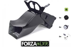 Držák otáčkoměru Racing s náfukem racing SBK - SET Yamaha YZF R1 2020-