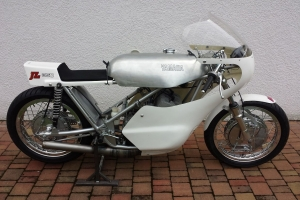 Yamaha TZ 250, 350 air  - díly  Motoforza na moto  Seeley Yamaha