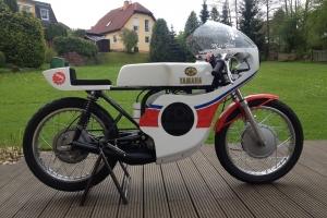 Sedlo - Yamaha TZ TA RD RX A1 125cc 1969-1982