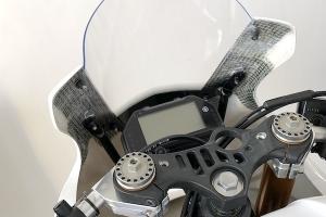 Yamaha YZF R3 2019- Motoforza díly na moto - FORZA HOLDERS držák otáčkoměru