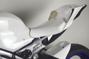 Podsedlový rám Yamaha YZF R6 17- s dílyi Motoforza